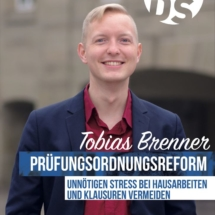 Listenplatz 2 - Tobias Brenner